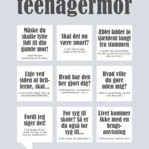 Teenagermor