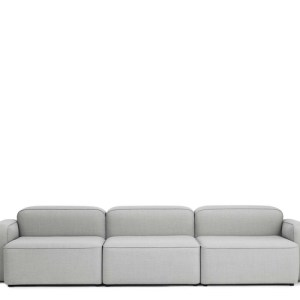 Normann Copenhagen Rope Sofa - 3 Pers. - Lys Grå