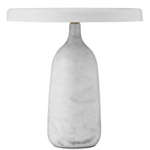 Normann Copenhagen Eddy bordlampe - Hvid