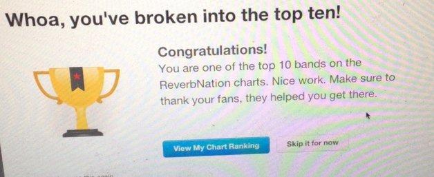 reverbnation-charts