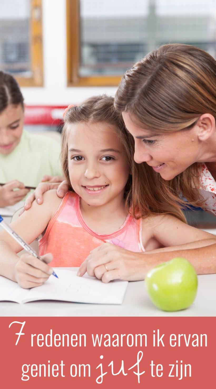 Waarom leerkrachten het leukste beroep hebben van de wereld