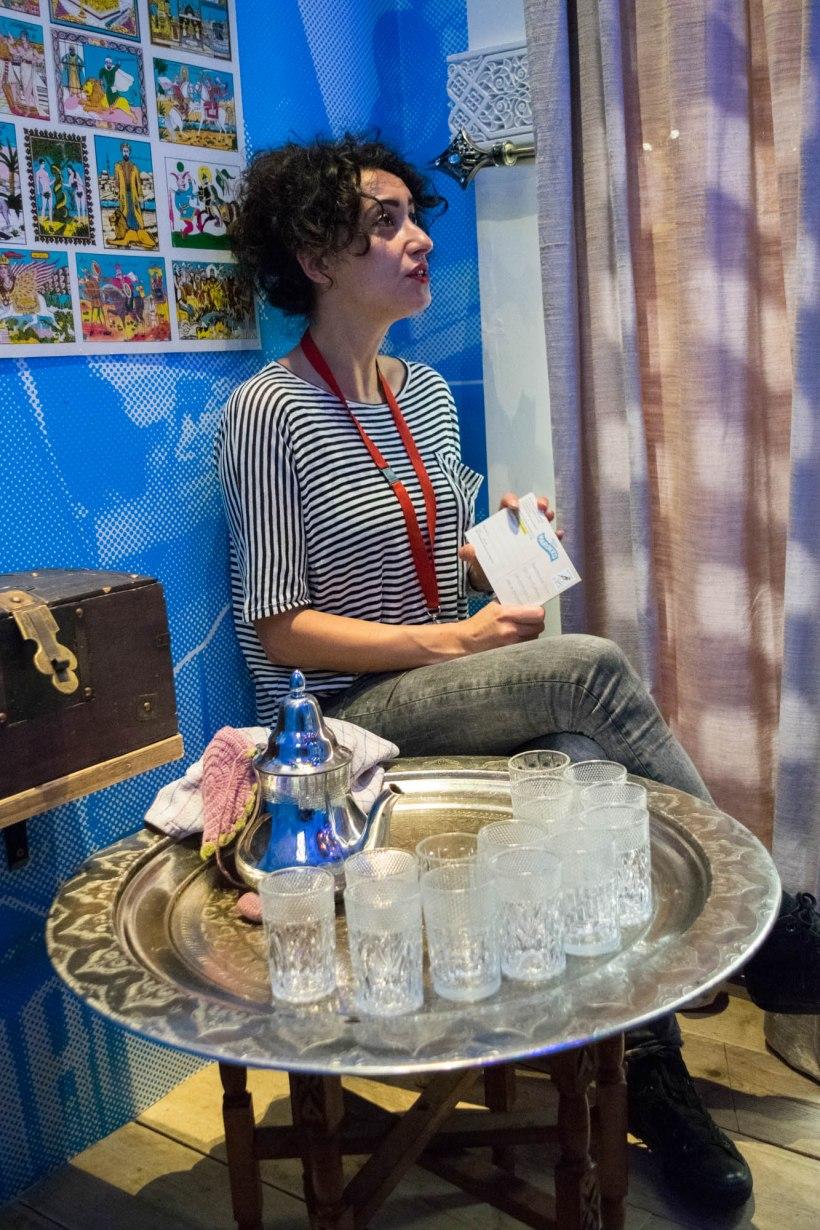 Kindprogramma ZieZo Marokko in Tropenmuseum Junior