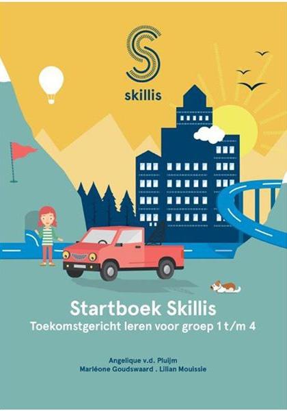 Startboek Skillis groep 1 t/m 4