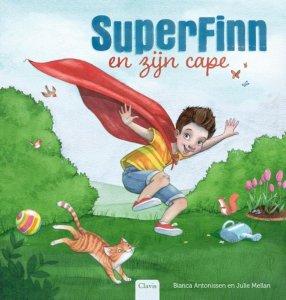 Boekentip: SuperFinn en zijn cape