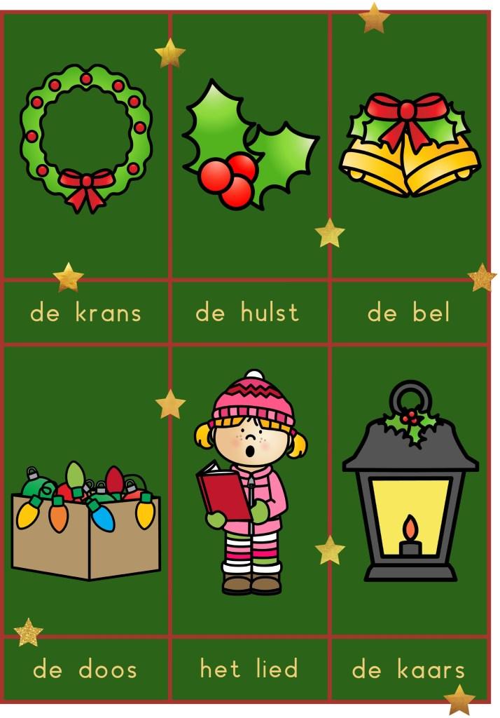 Thema kerst