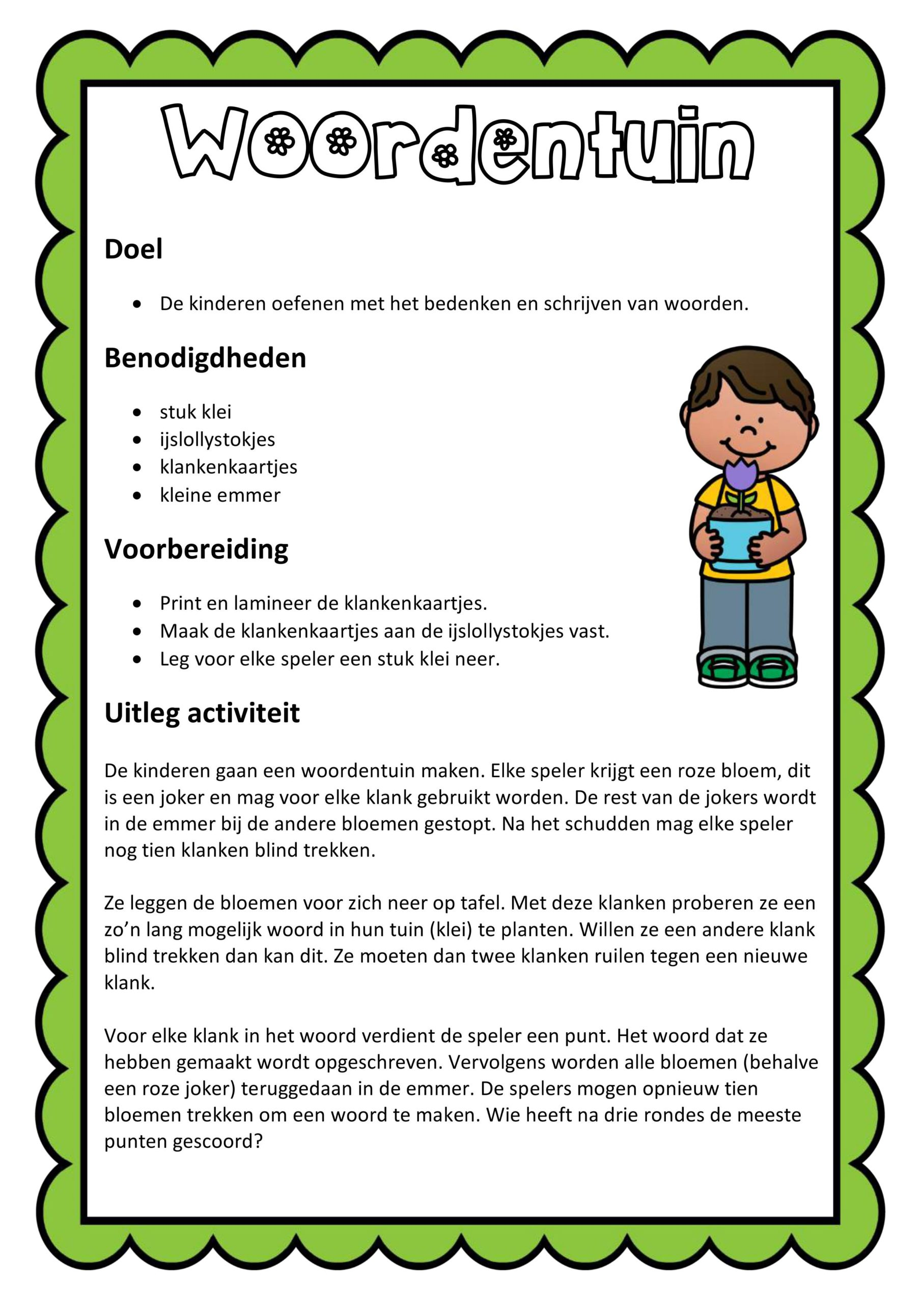 Thema tuincentrum