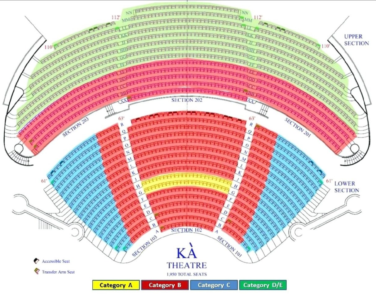 Verizon Theatre Grand Prairie Seating Chart With Seat Numbers Gnoo