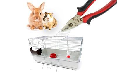 Instrukcja montażu klatki dla królika iświnki morskiej