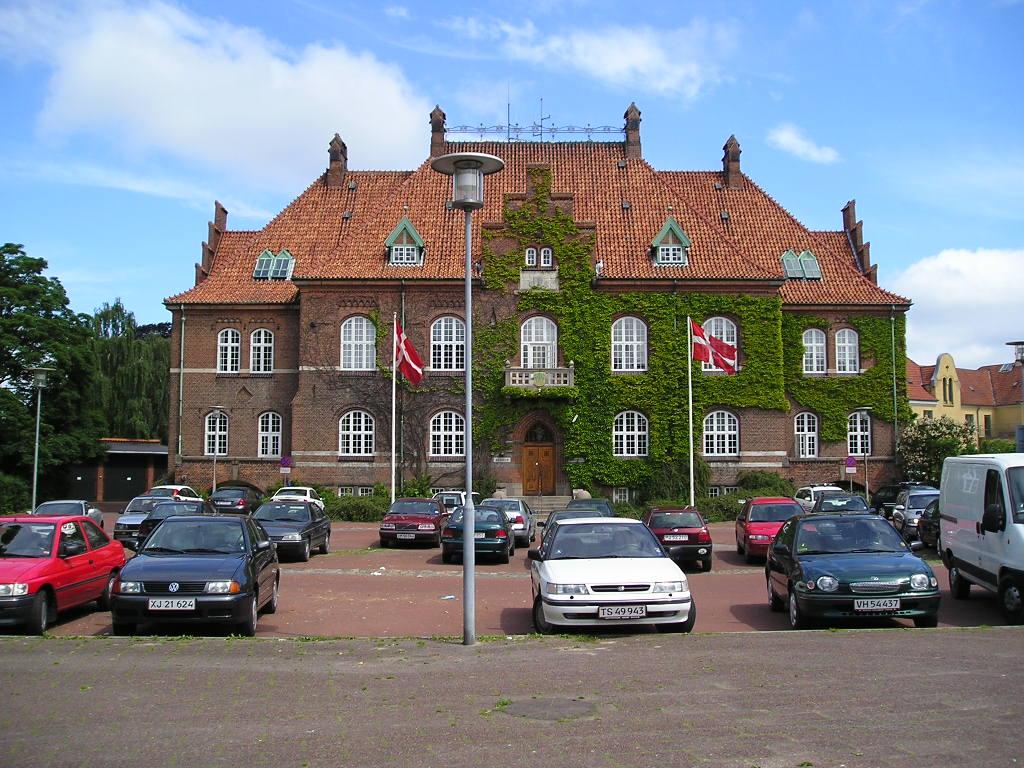 Image result for Holbæk Gl Rådhus