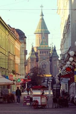 Timisoara Cathedral