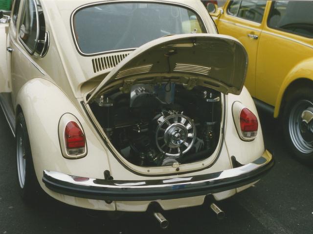 1302S mit 2,4l Motor, Bild am 1. Mai 1998 aufgenommen