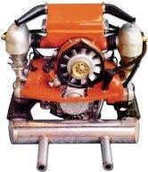 KLAUS-Motor 1987 (Modell ASG I von 1984)