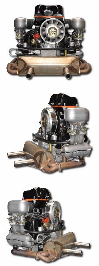 KLAUS-Motor - 2,4 l Typ 4