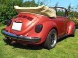 1303 Cabrio mit ATS Felgen, fotografiert 2006 beim Kundentreffen