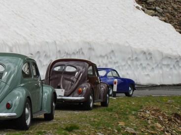 Gaviapass in den italienischen Alpen