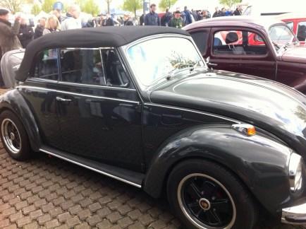 VW Käfer 1302 Cabrio mit KLAUS-Motor (Interview mit dem Besitzer)