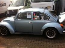 Oft auf der Rennstrecke: 1303 mit 2,4l KLAUS-Motor, siehe z.B. hier https://youtu.be/okdMGJHnyMQ oder hier http://klaus-motoren.com/2013/05/16/back-on-track-wieder-voll-in-der-spur/