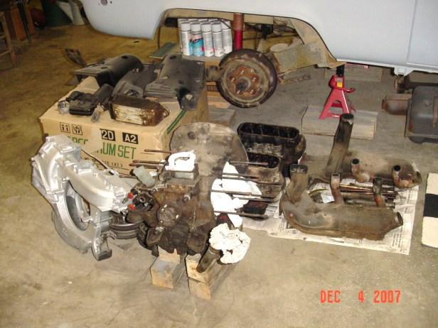 Engine Pcs-n-Parts