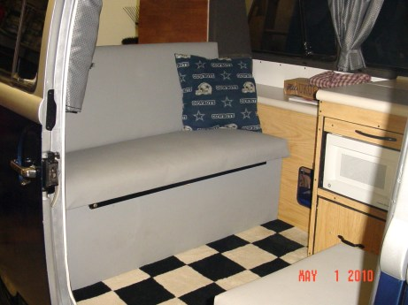 Seat- Bed 001