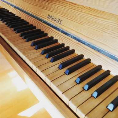 Mister Piano auf Instagram