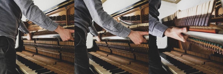 Klavier reinigen. Leicht gemacht!