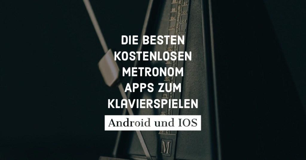 kostenlose Metronom Apps