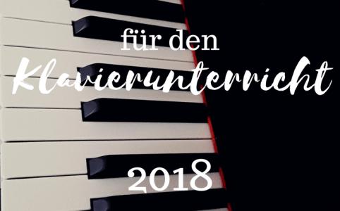 Ideen für den Klavierunterricht