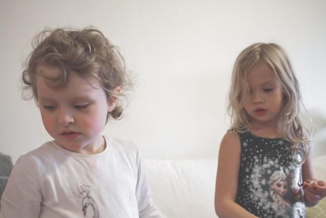 Hilma och Leah