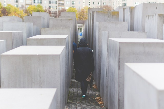 Holocaust Memorial to the Murdered Jews of Europe