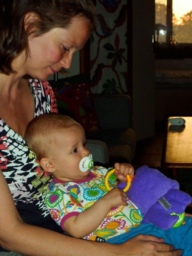 Fest hemma hos de finaste värdar, Emma och Henrik