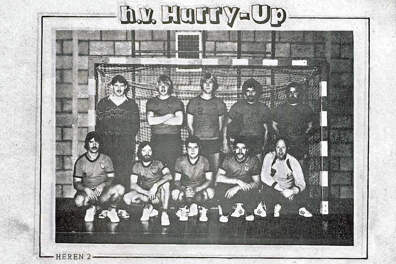 Hurry-Up H2 1982
