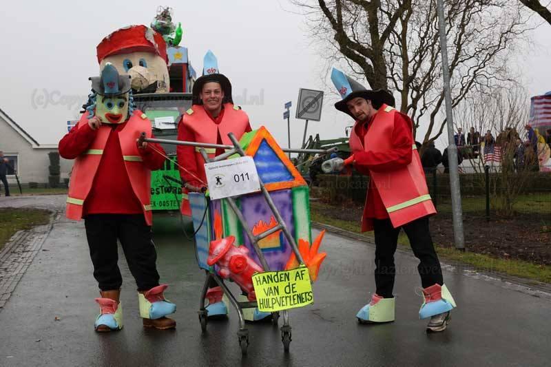 carnavalsoptocht Zwartemeer