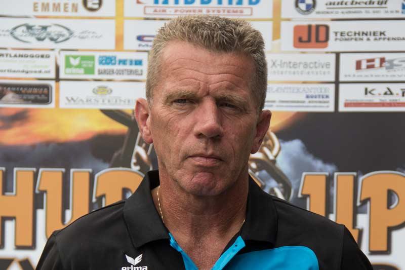 peter janssen, hurry-up, assistent trainer