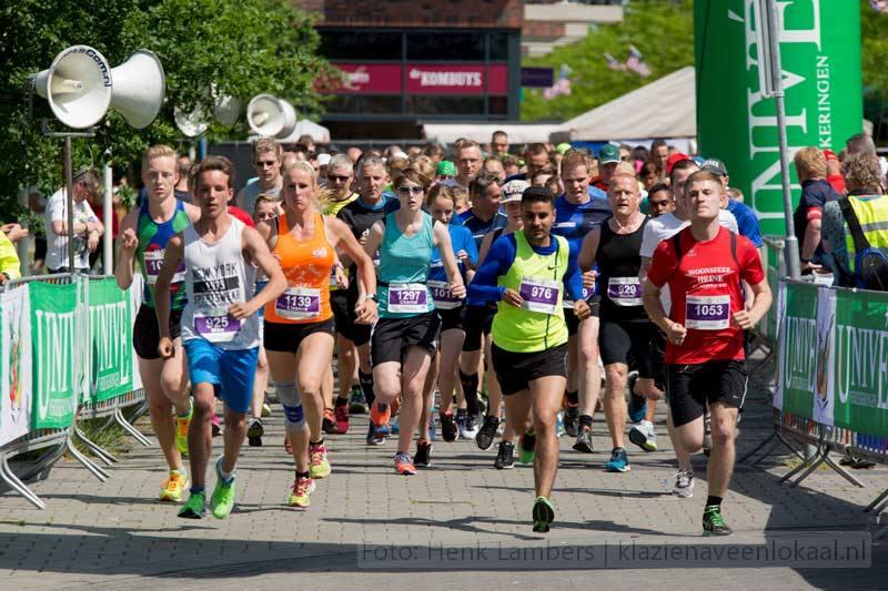 start 4 Mijl, 34e Drenthe Loopfestijn