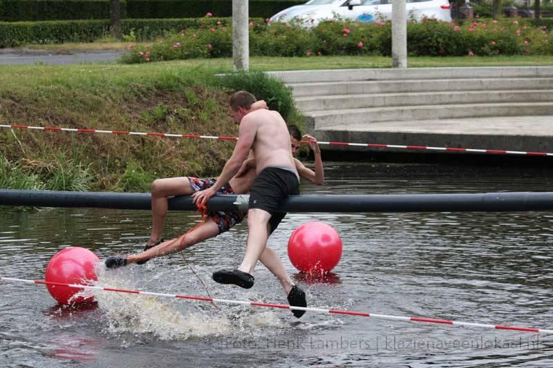 Waterspektakel Zwartemeer