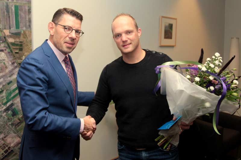 Ferdy-Snijders, Nederlands Kampioen karten 2017