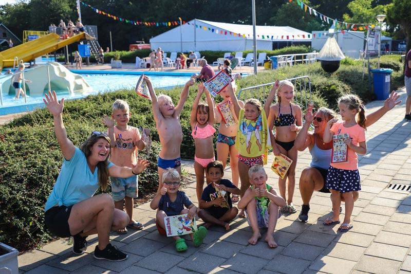 geert-vos-bad, zwem4daagse 2018
