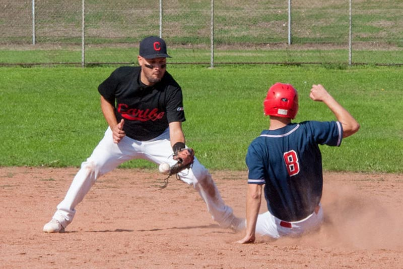 Bedrocks, Heren 1, honkbal