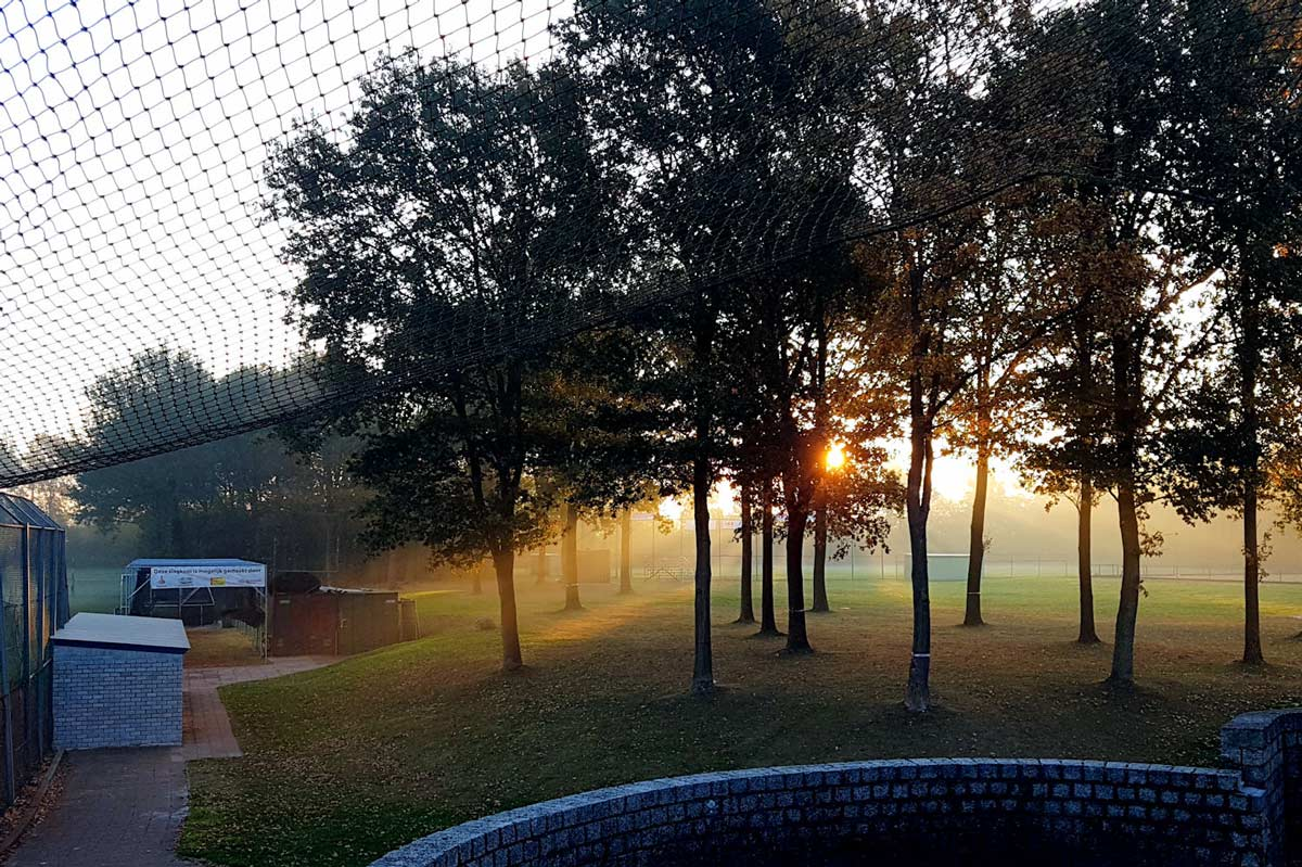 zonsopkomst, Bedrocks