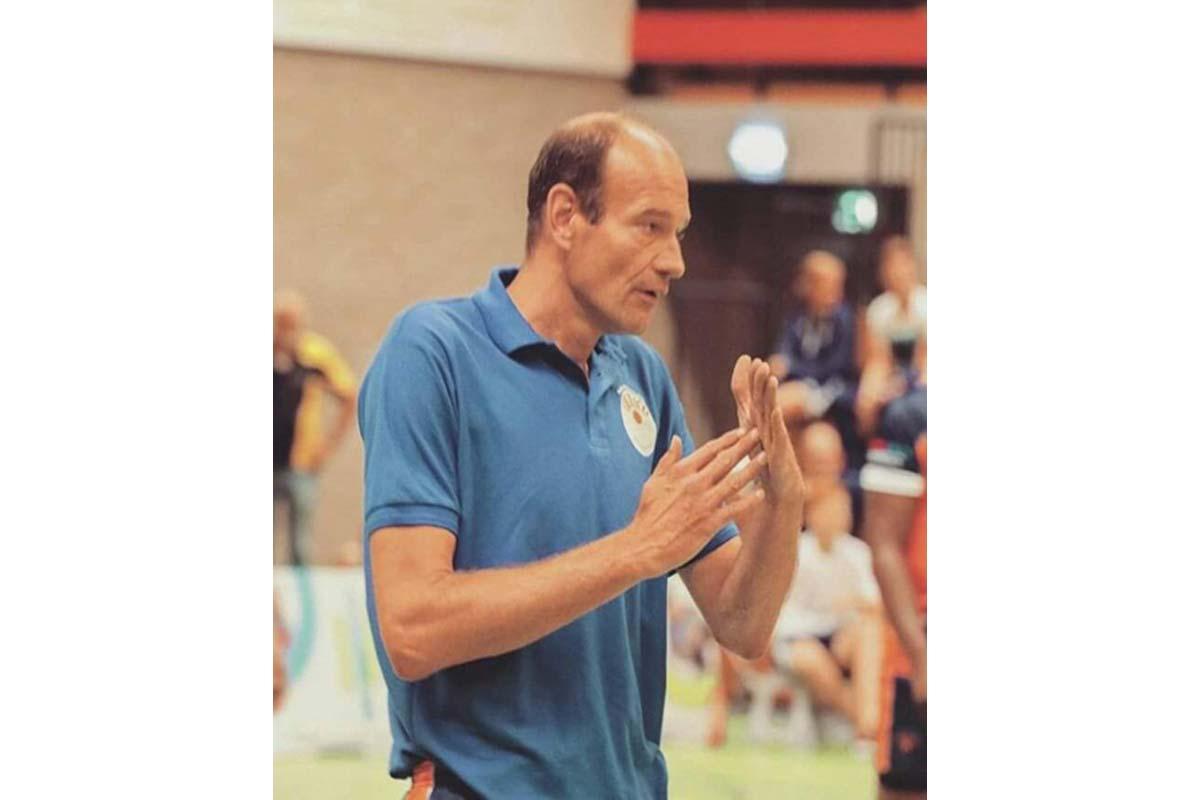 Dennis-Luider, volleybal, emmen '95