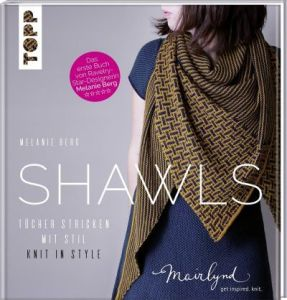 Kniha Shawls od Melanie Berg