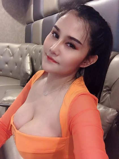 MOLLY from THAILAND 36D BIG BOOBS FRIENDLY NEW CAR