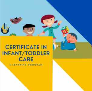 Certificate in Infant and Toddler Care