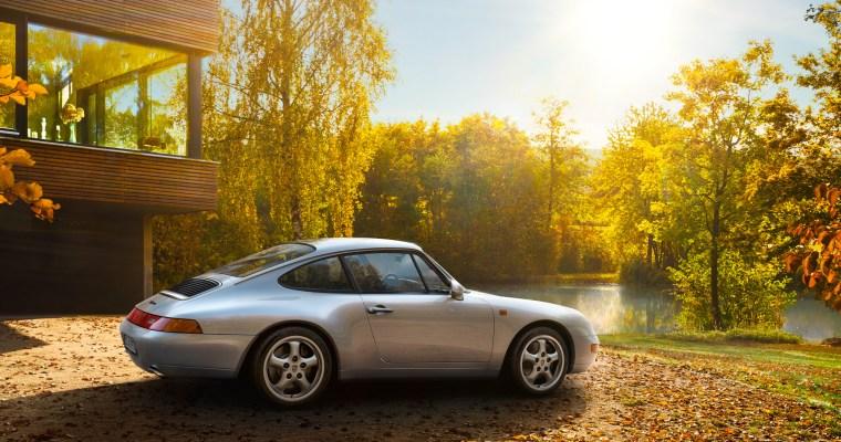"""""""空冷ポルシェ""""の最後を飾ったスポーツカーファン永遠の憧れポルシェ「911」(Type993)"""