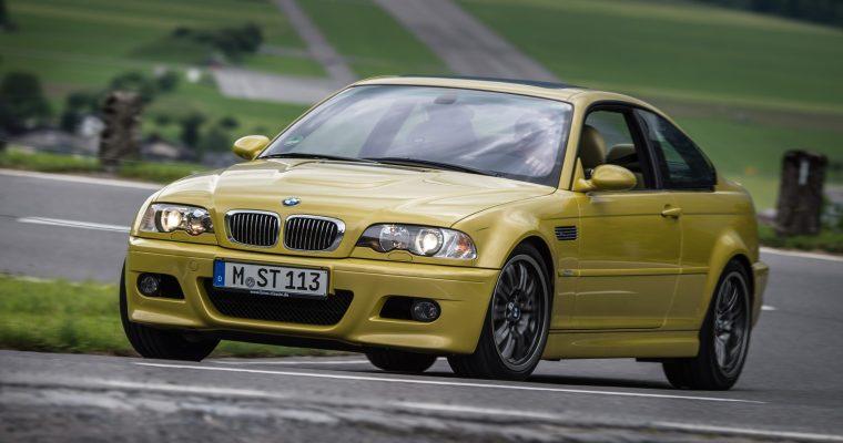 最後の自然吸気「ストレート6」を積む 切れ味鋭いピュアスポーツクーペ<BMW「M3」(E46)>