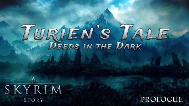 Turien's Tale YouTube Thumbnail