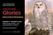 """John Gould's Glories: Hand-Colored Illustrationspostcard 6""""x4"""""""