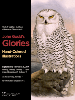 """John Gould's Glories: Hand-Colored Illustrations poster 24""""x32"""""""