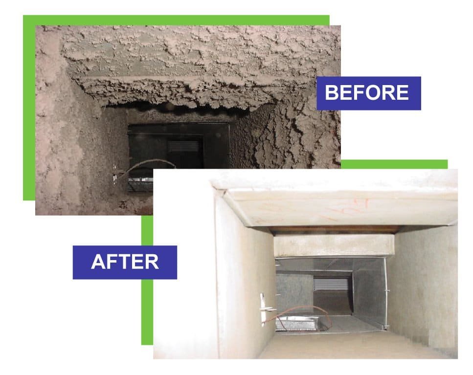 Air Duct Cleaning » Klean King Carpet