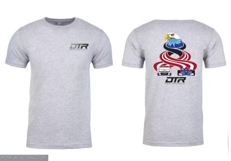 T-Shirt   David Tilton Racing